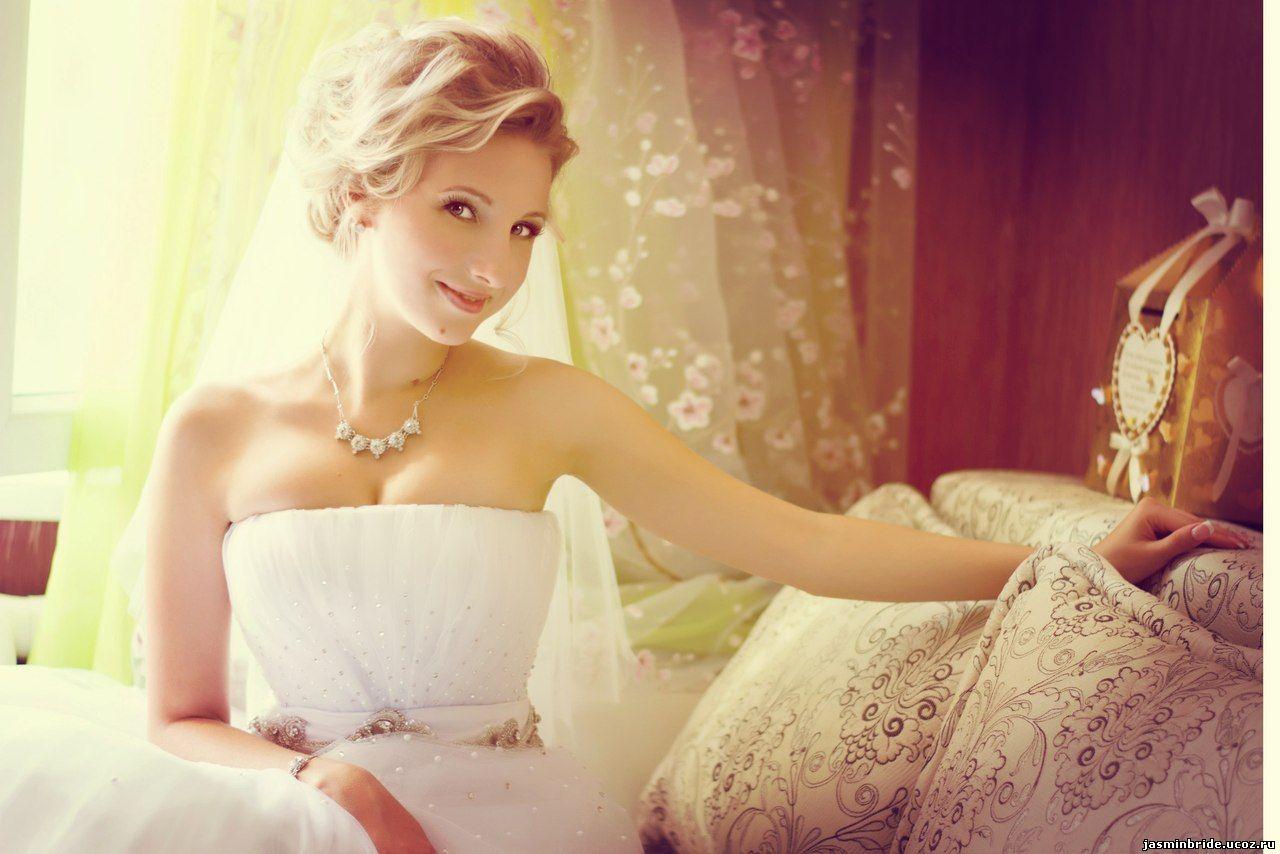 Фото невесты без комплексов 16 фотография